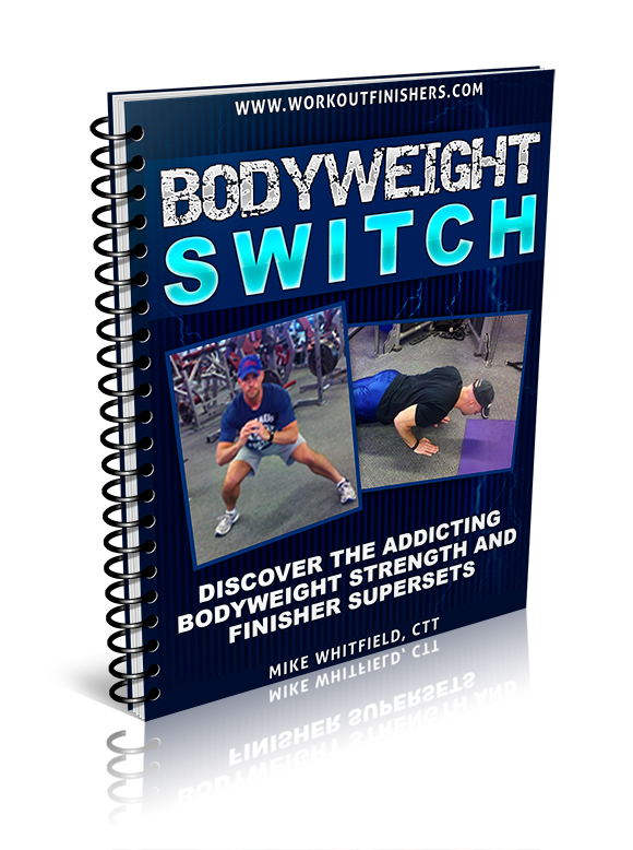 Bodyweight Switch Metabolic Workouts Program