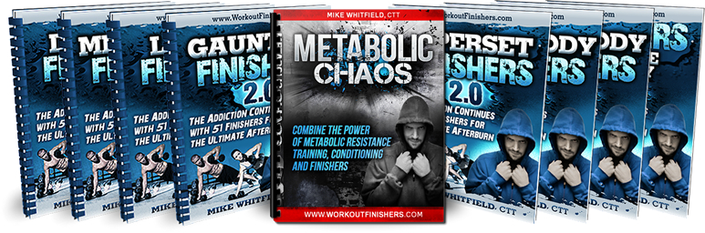 Metabolic Chaos workout finishers