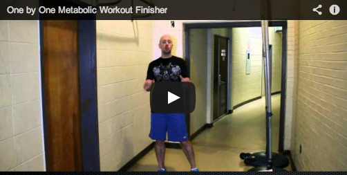 Mikes 1x1 5-minute finisher